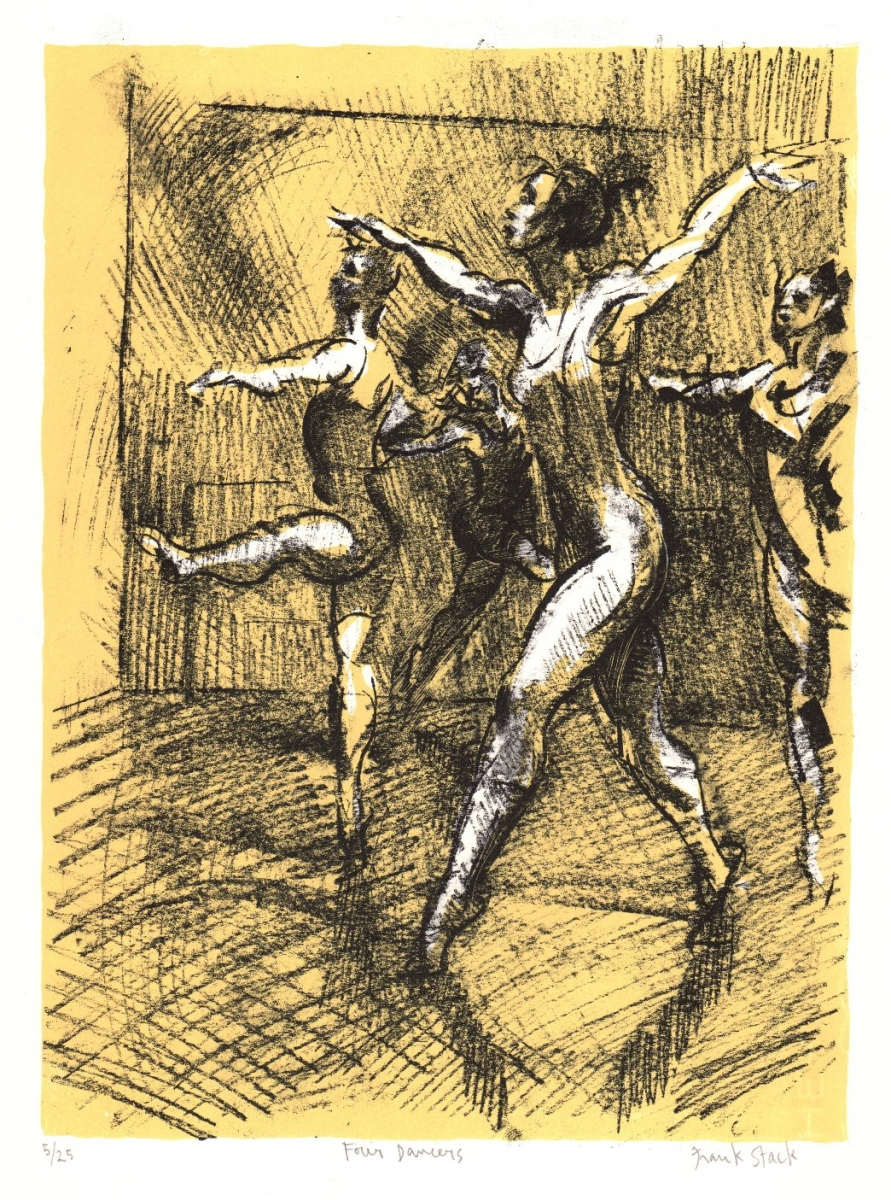 Four Dancers (large view)
