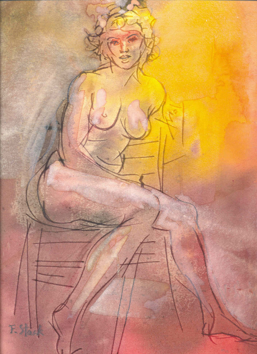 Seated Nude (large view)
