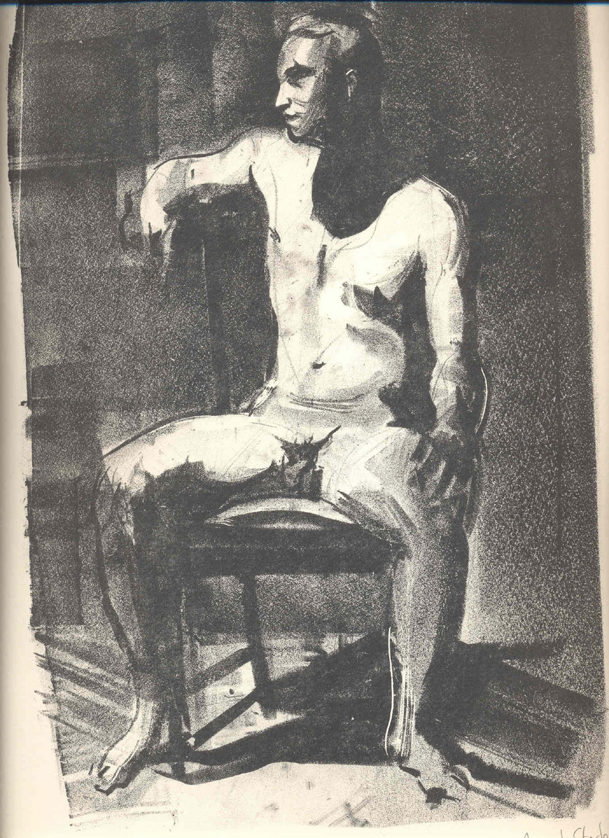 Male Nude (large view)
