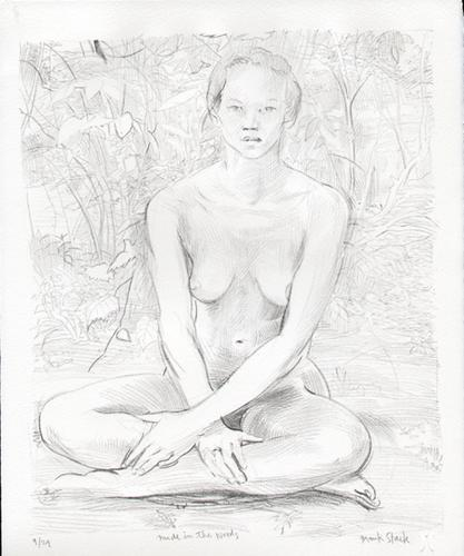 Nude in the Woods (large view)