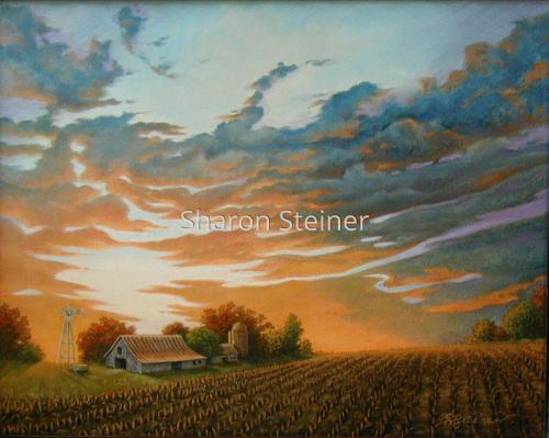 Harvest Sky