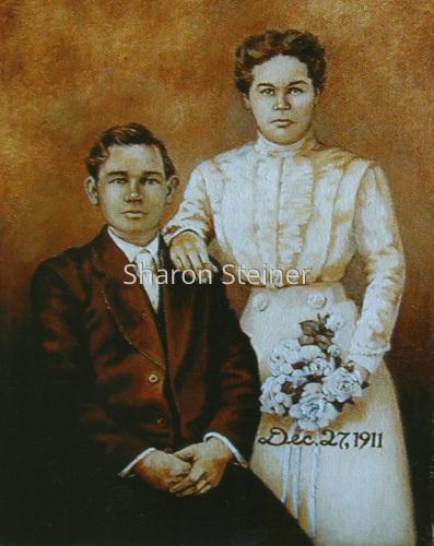 Ard Wedding 1911