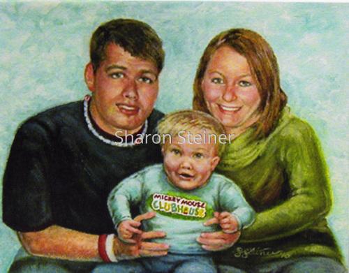 Chris Wash Family