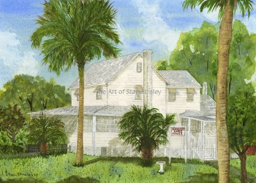 Rinkard Guest House, Englewood, Florida