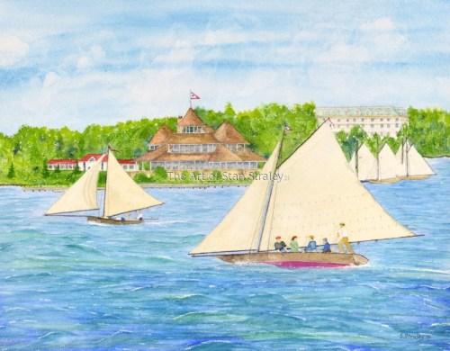 Minnetonka Yacht Club 1890s