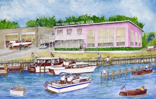 The Belle Aire Yacht Club