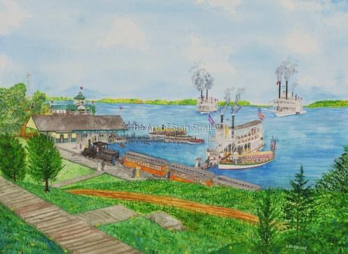 Excelsior Bay 1887