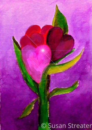 Love in Bloom