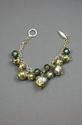 Shelia Logan Designs,24 kt. Gold, bracelet, One of a kind, United States, Upper Marlboro Maryland, wearable art, (thumbnail)