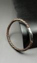 Shelia Logan Designs, men , bracelet, jewelry, unisex, one of a kind, United States, Upper Marlboro Maryland, leather, braided, (thumbnail)