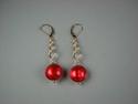 Shelia Logan Designs, United States, Upper Marlboro Maryland,One of a Kind, earrings, venetian glass, (thumbnail)