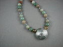 Shelia Logan Designs, women, necklace, jewelry, one of a kind, Unique, handmade, (thumbnail)