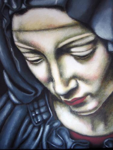 Pieta by Stacy Govi