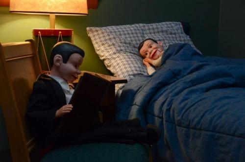 Charlie bedtime story.