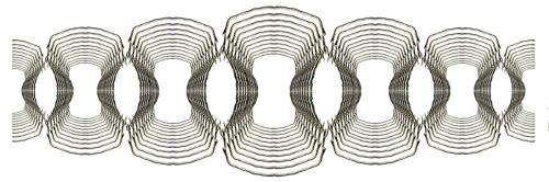 Stick pattern