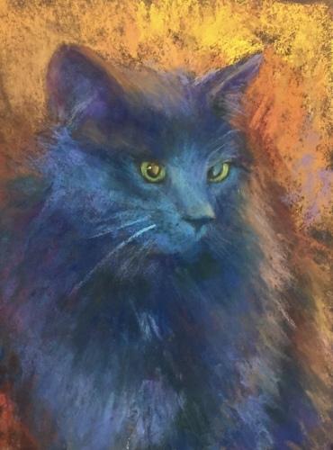 Sheba by Stephanie Cook Fine Art
