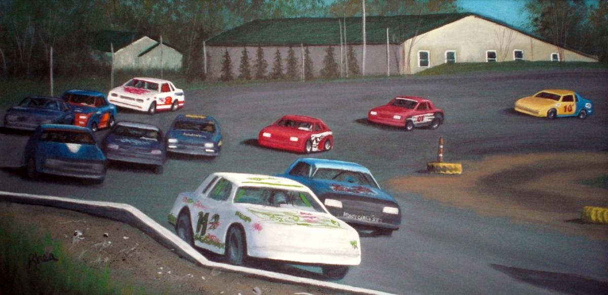 Viking Speedway (large view)