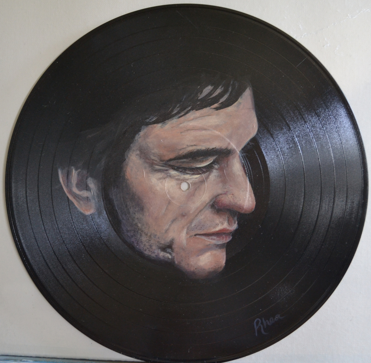 Johnny Cash (large view)