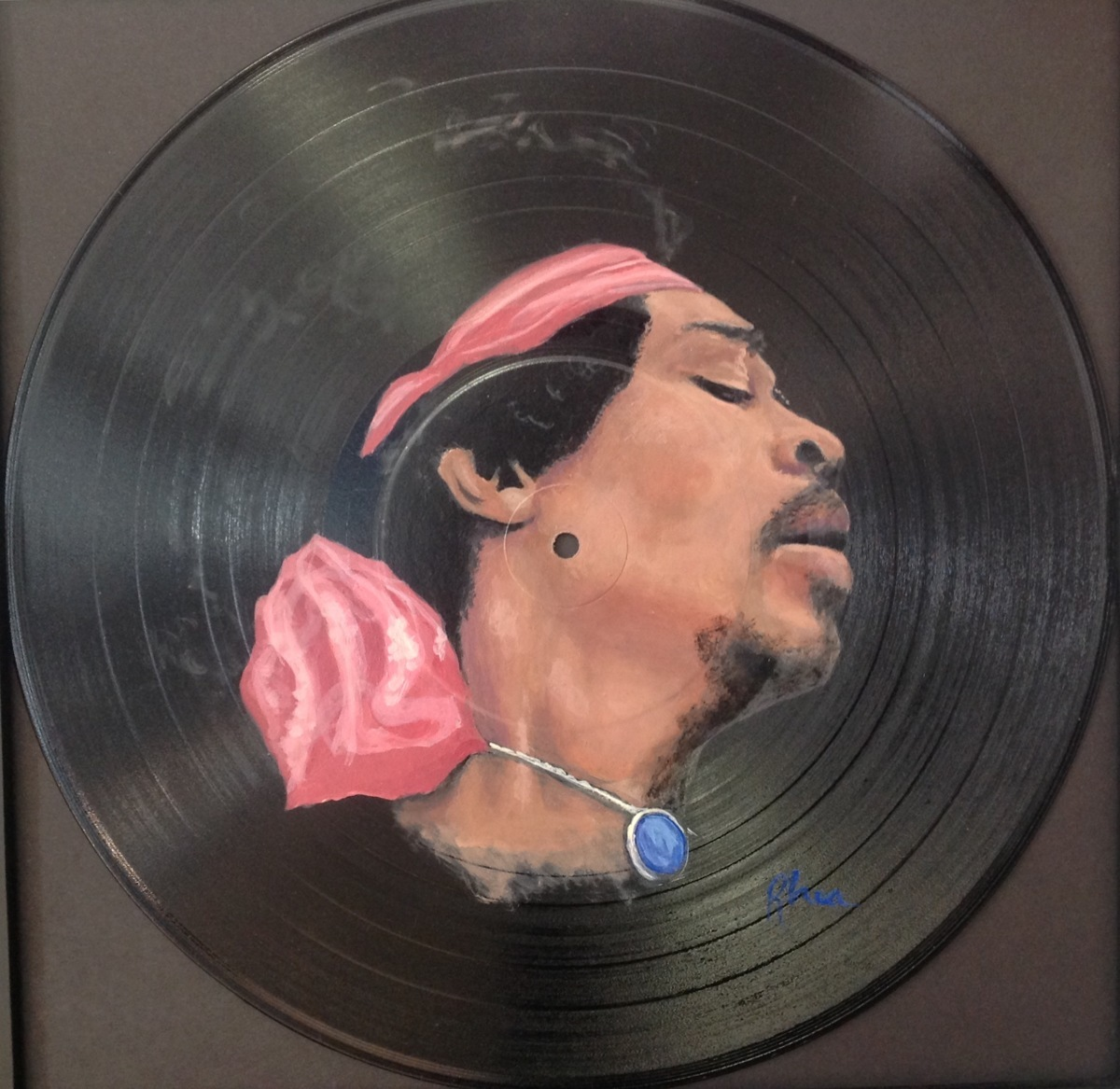 Jimi Hendrix (large view)