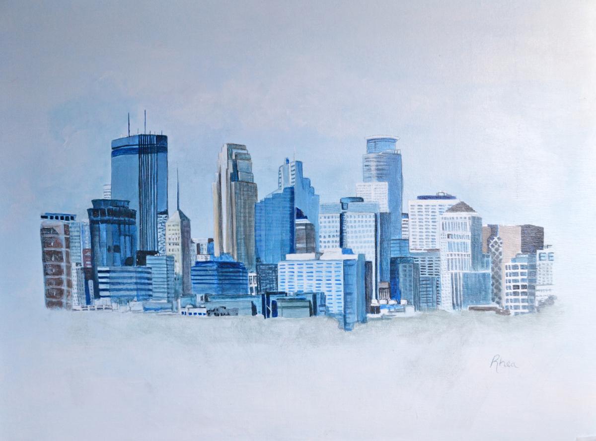 Minneapolis Skyline (large view)