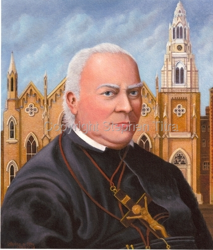 Father. Damen S.J.