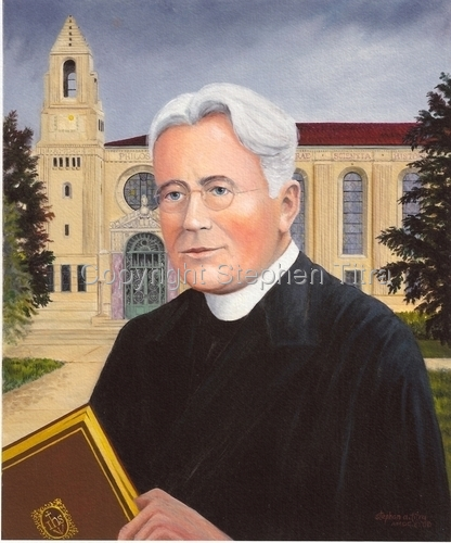 Father Kelley, S.J.
