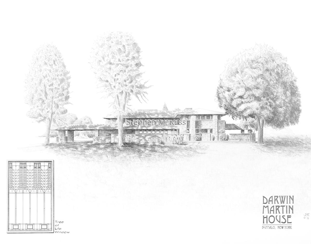 Darwin Martin House (large view)