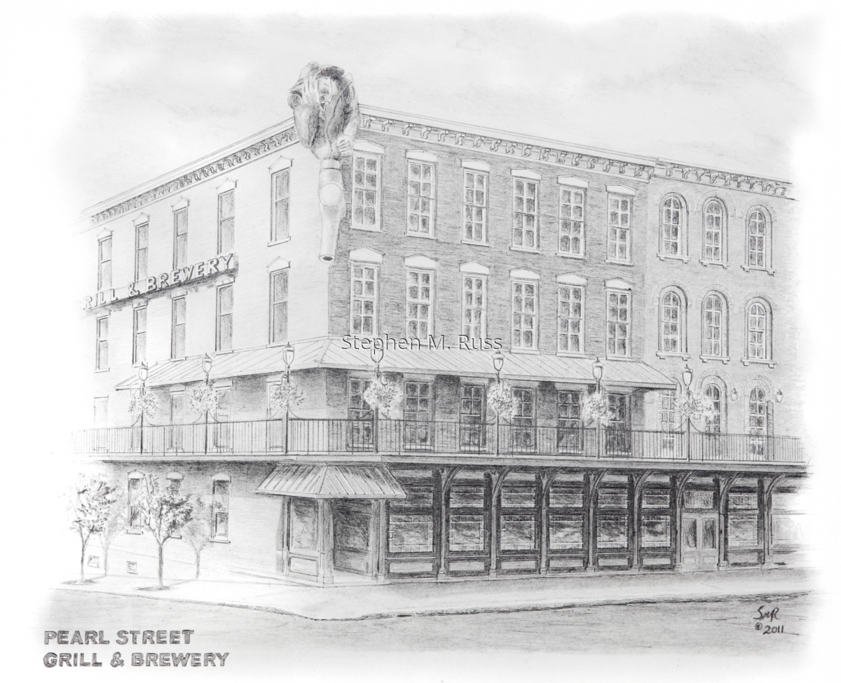 Pearl Street Grill and Brewery (large view)