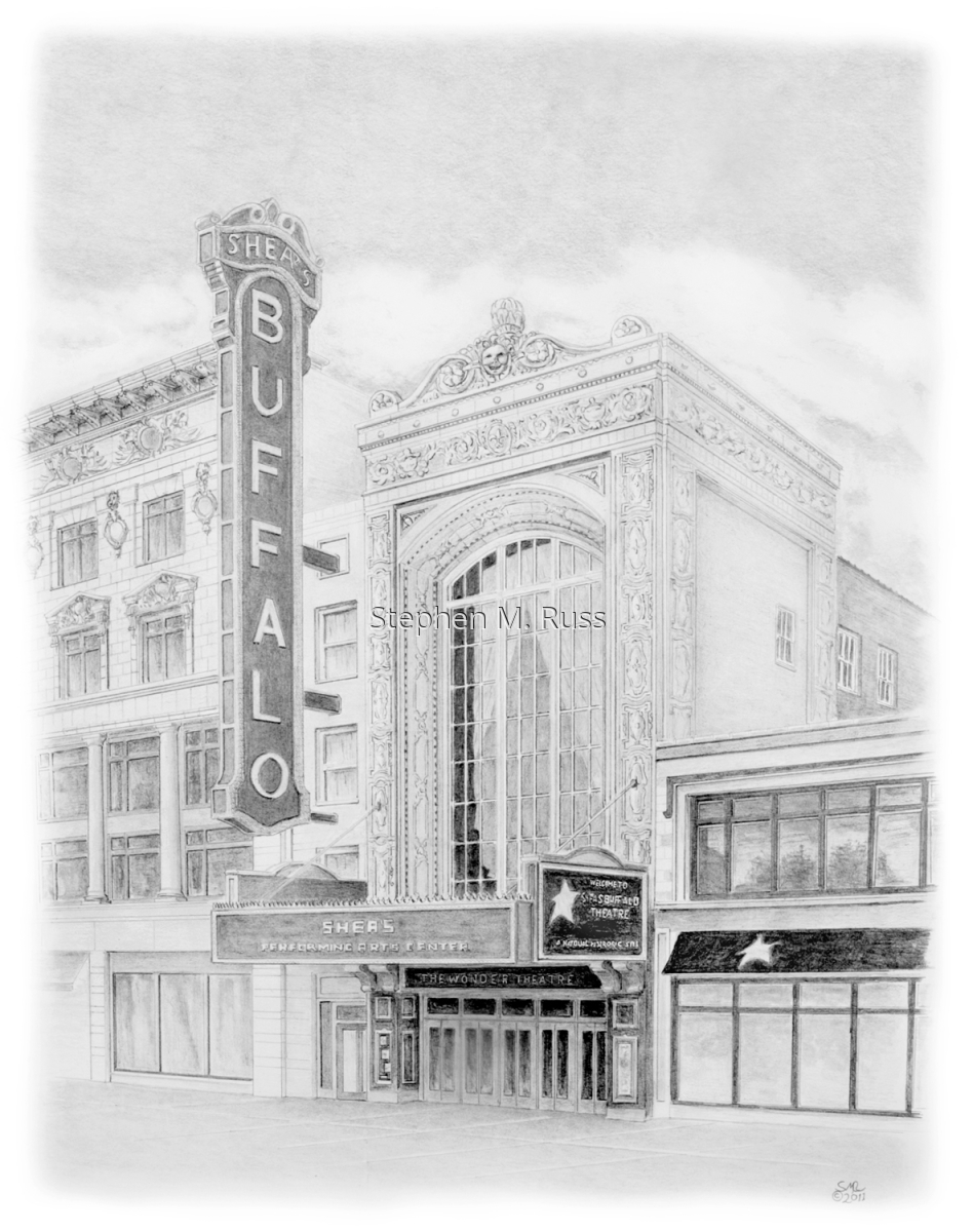 Shea's Theatre (large view)