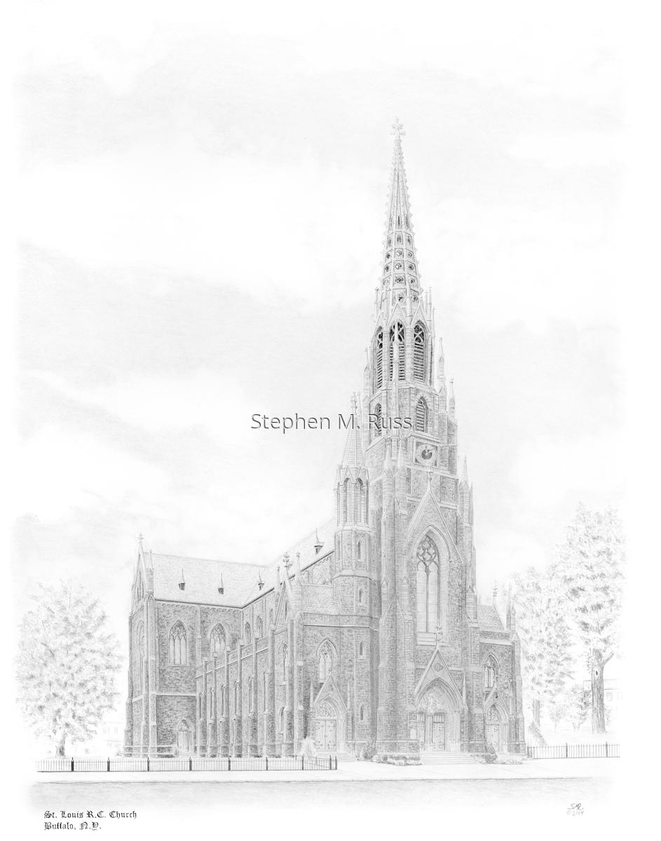 St. Louis R.C. Church (large view)