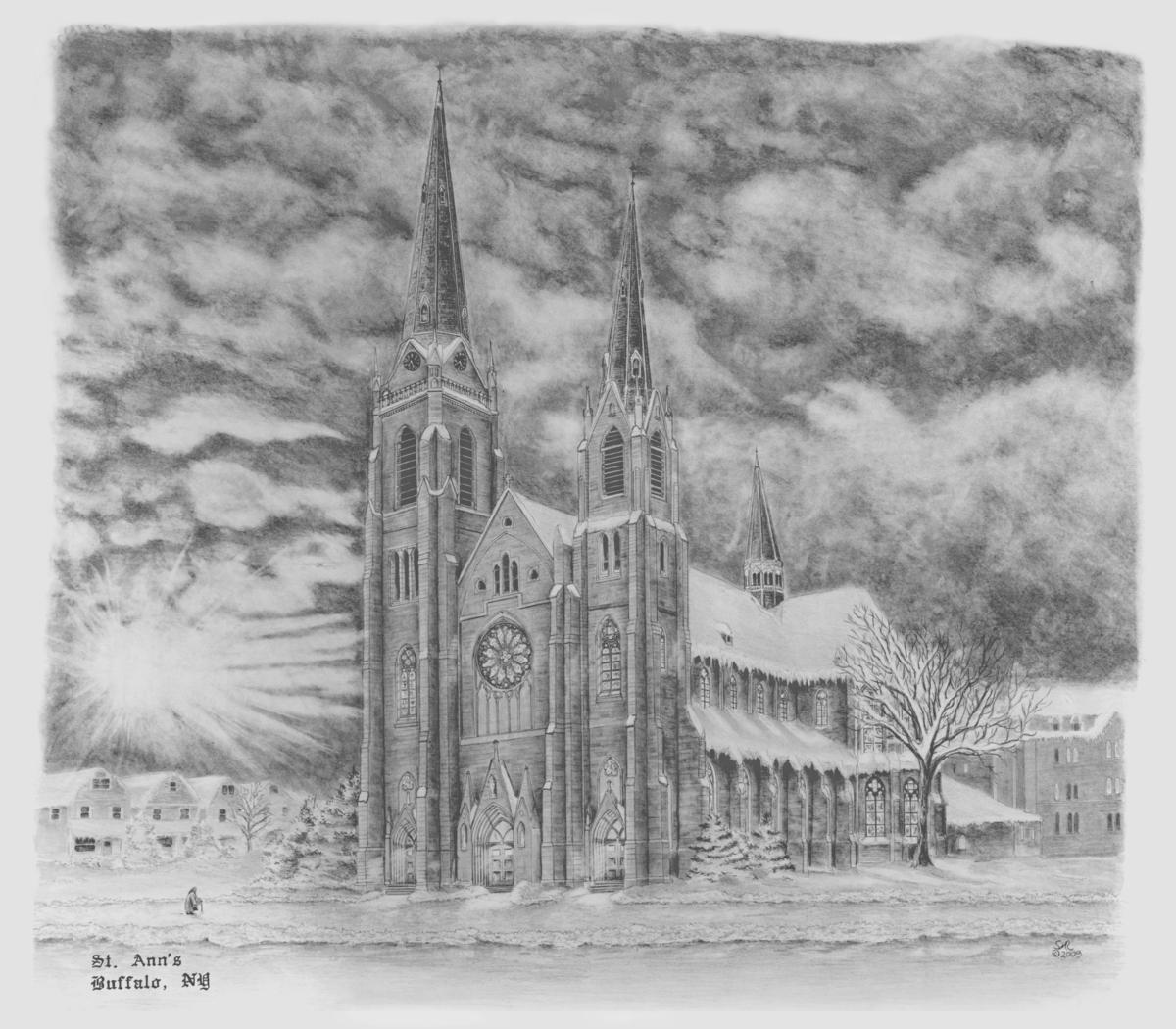 St. Ann's R.C. Church (large view)