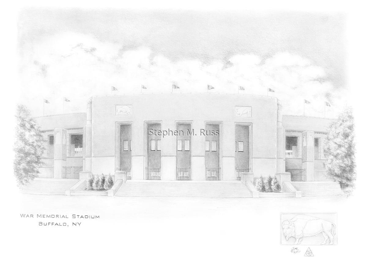 War Memorial Stadium (large view)