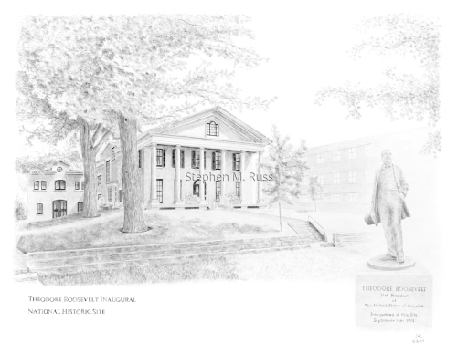 THE THEODORE ROOSEVELT INAUGURAL NATIONAL HISTORIC SITE (large view)