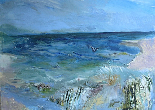 Cranes Beach, Ipswich