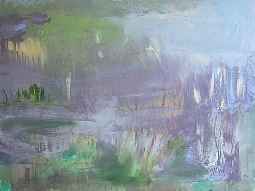 Pond at Habitat