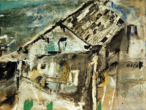 Houses and Keys 6