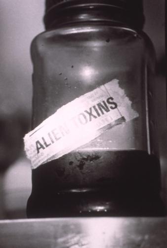 Alien Toxins