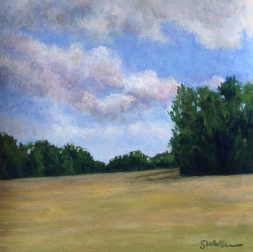 Painting-Pastels-Sunny Day 1