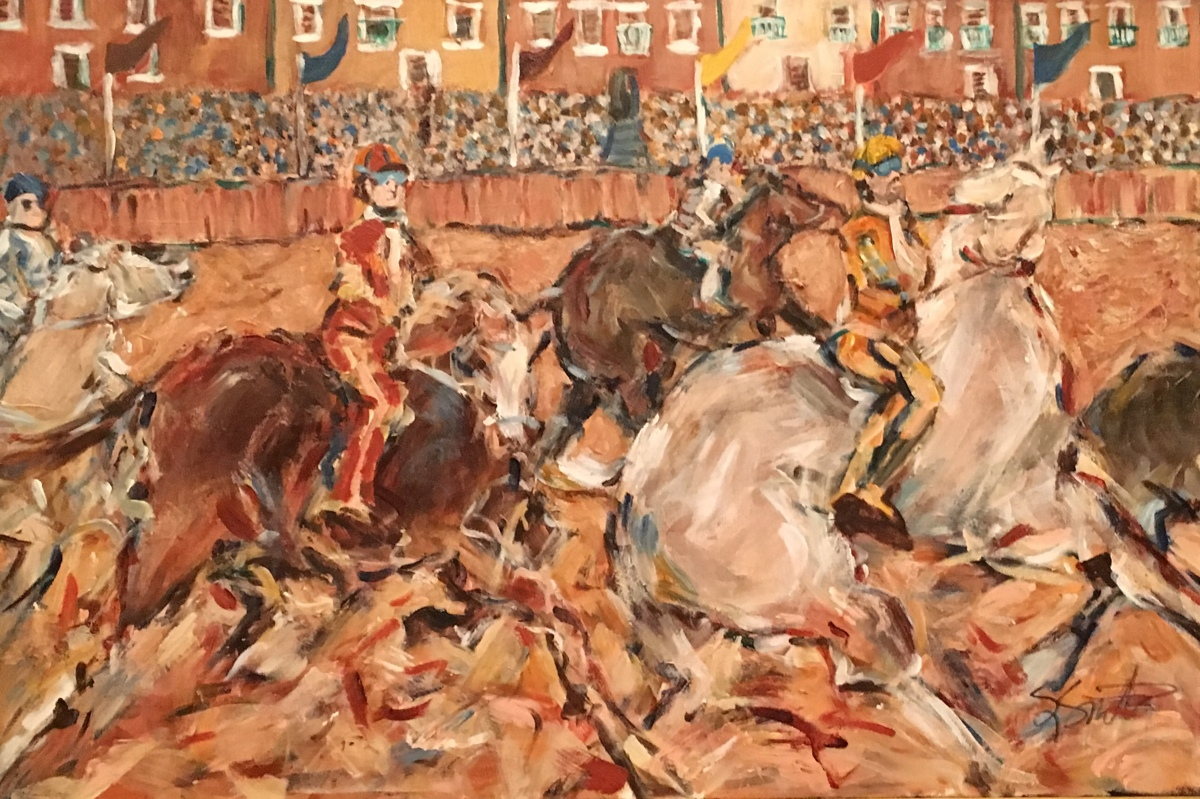 Palio de Siena (large view)
