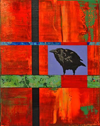 Raven & 1/3 by Studio35, LLC: