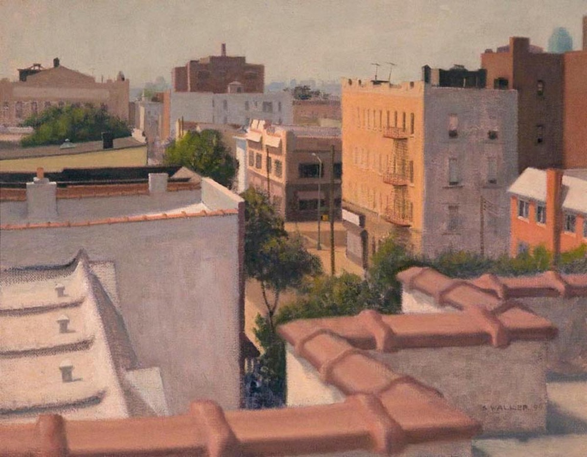 Saturday Morning Roofscape (large view)