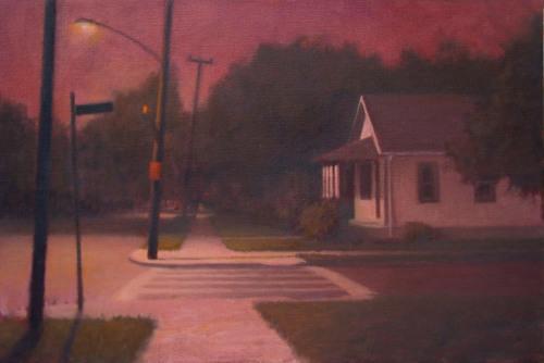 Targee Street (Staten Island) by Steven E. Walker Fine Art