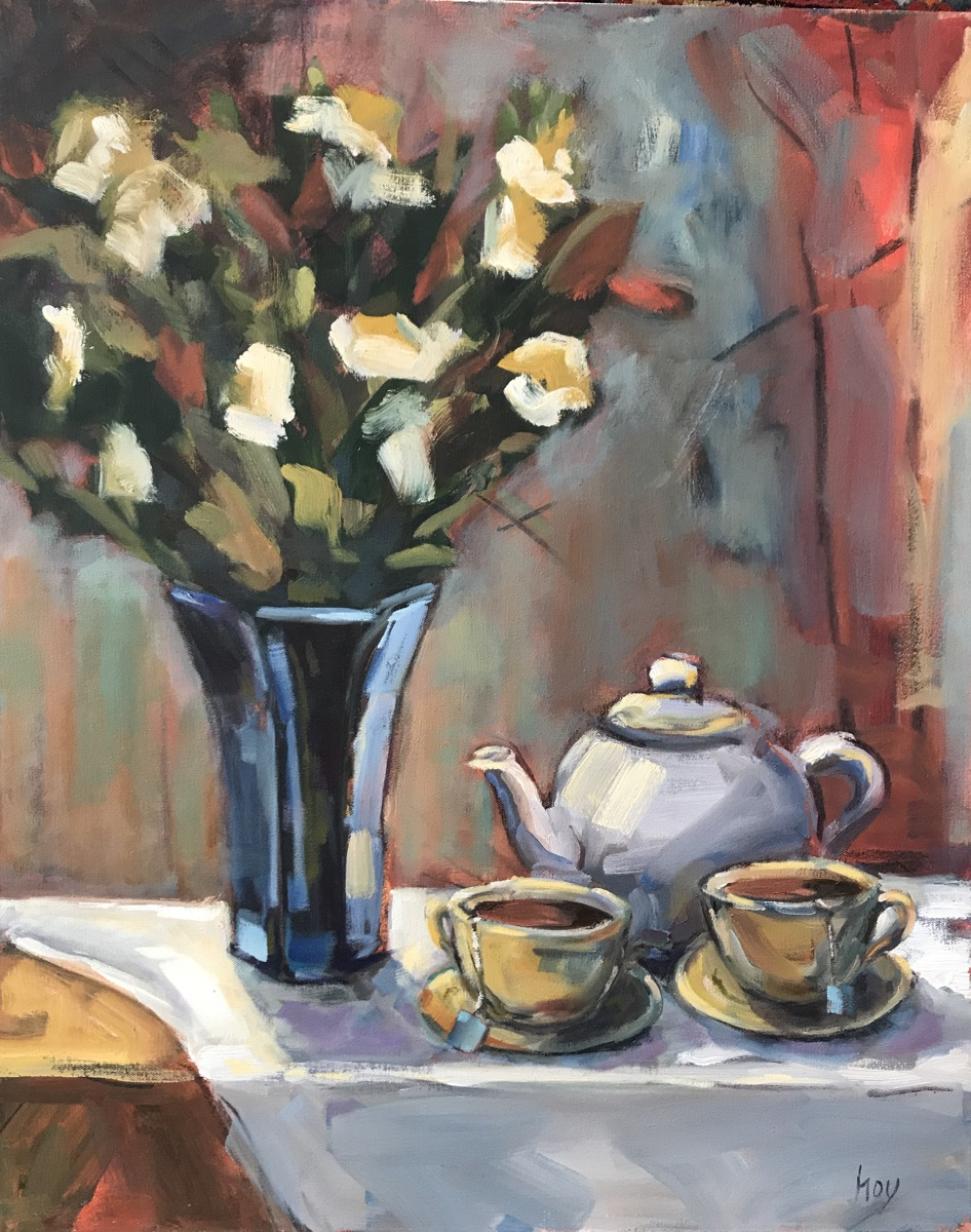 Teatime (large view)