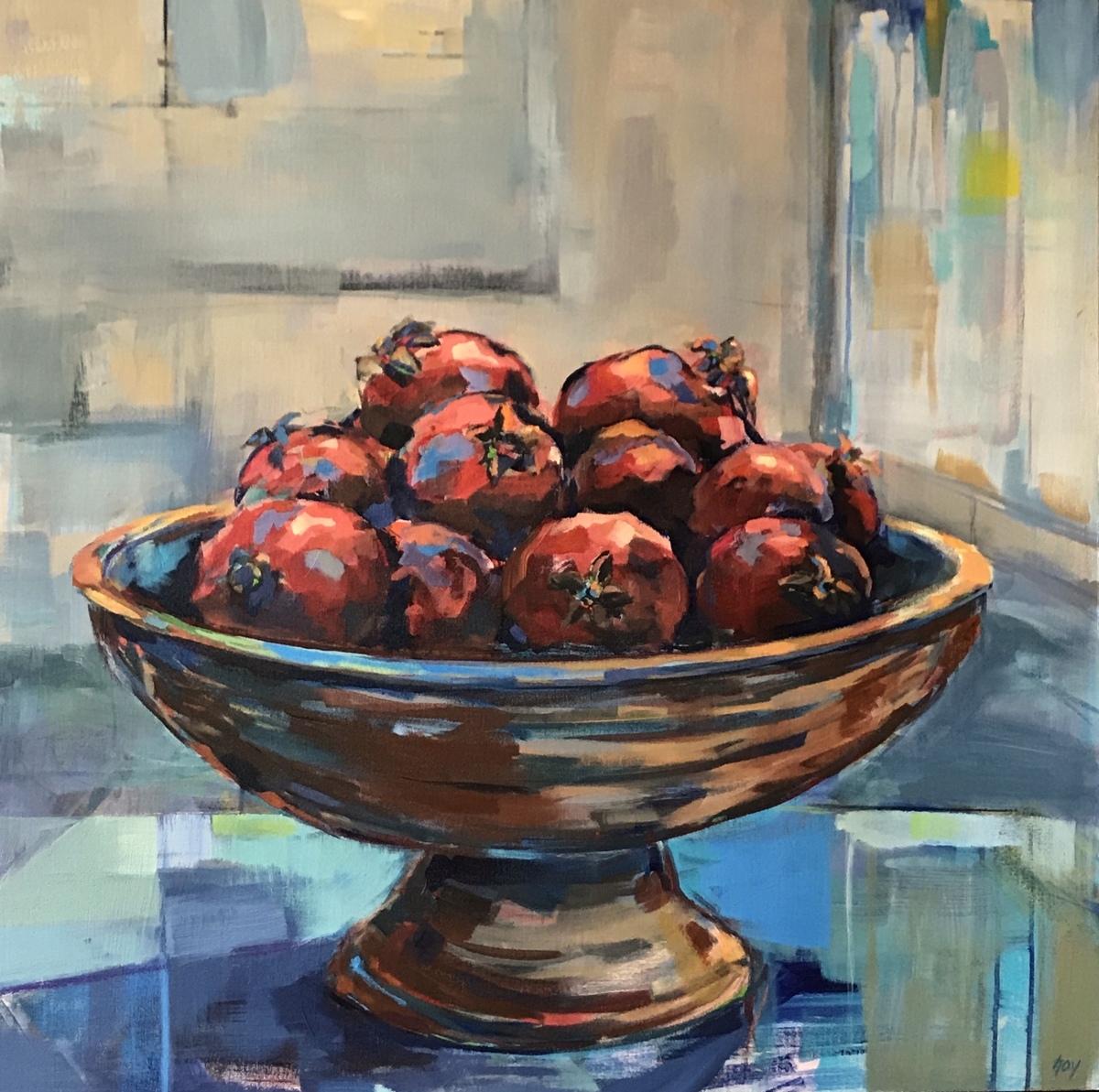 Pomegranates (large view)