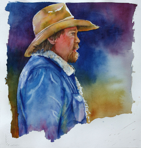 Roamin' Cowboy by Sue Primeau