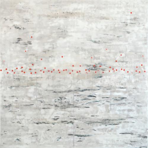 Meditation 40 by Sungyee Kim