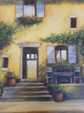 Italian courtyard (thumbnail)