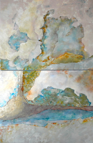 Tree (Diptych) (SOLD)