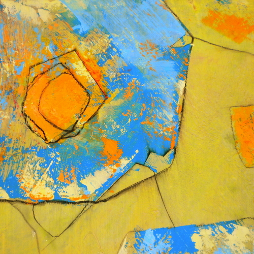 Orb II/10 (SOLD) by Susan Helbig Fine Art