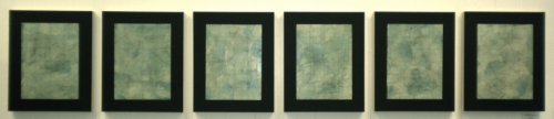 Map Series X/1-6 (SOLD)